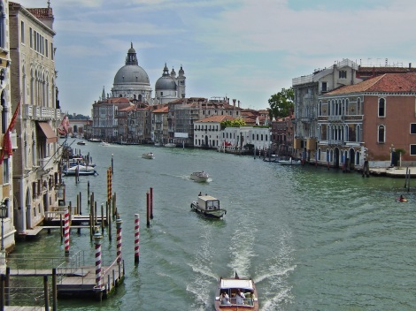 Venice, the view