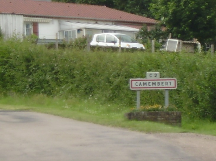 Welcome to Camembert