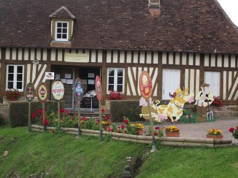 La Maison du Camembert