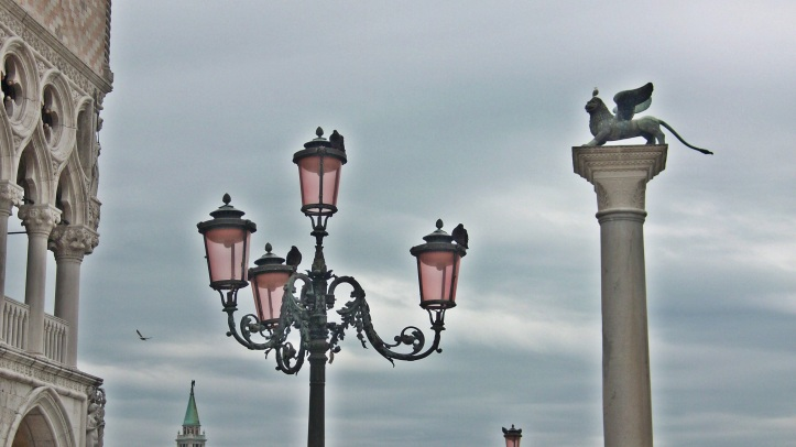 Piazza San Marco and the symbols of Venice