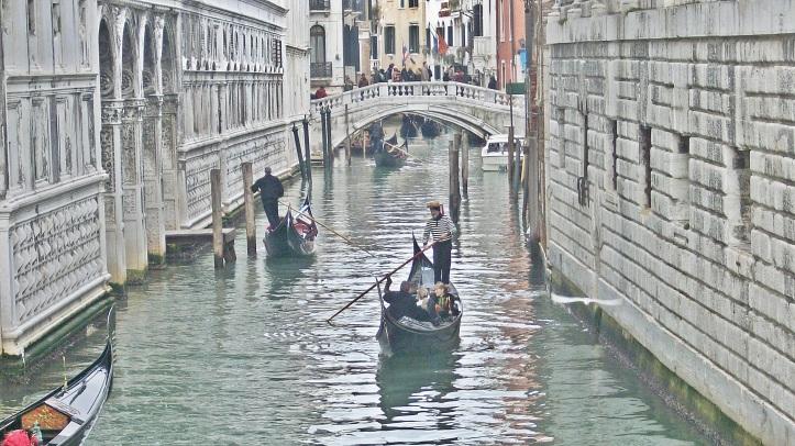 Venice, a detail