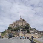Mont Saint Michel: A Wonder of Nature and Human Skill