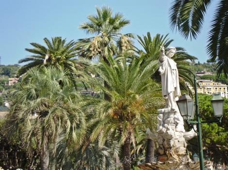 Cristophoro Colombo in Santa Margherita Ligure