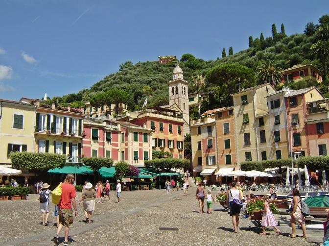 Piazzetta in Portofino