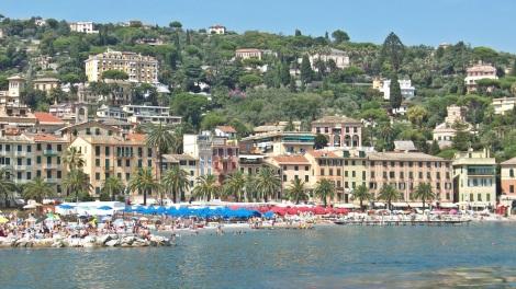 Santa Margherita Ligure, the waterfront