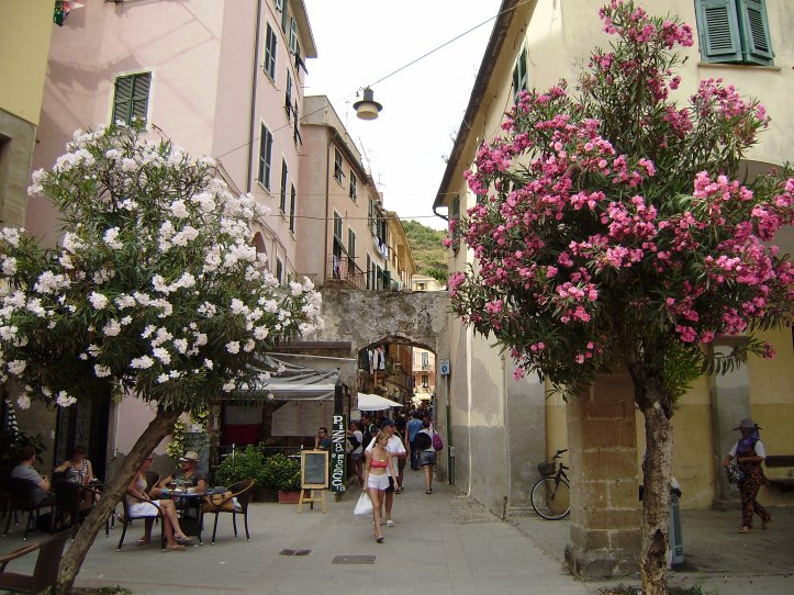 Monterosso, old town