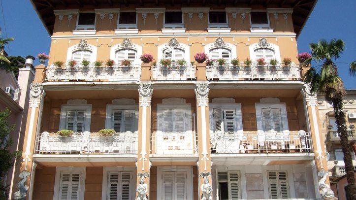 Living in Opatija
