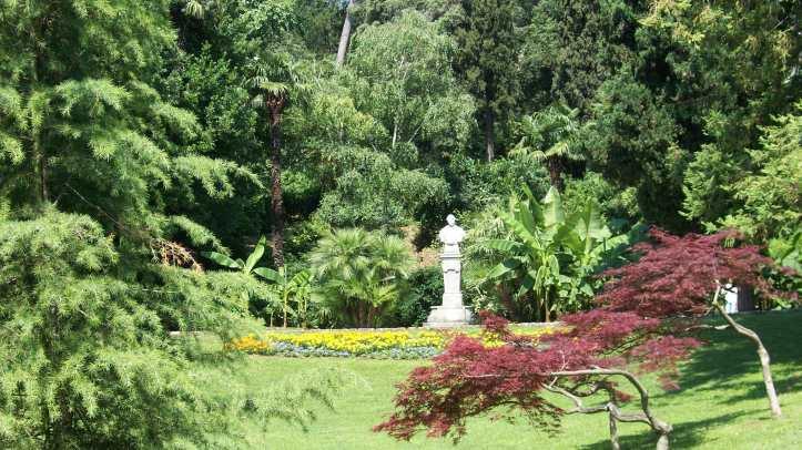 Park Angiolina, detail