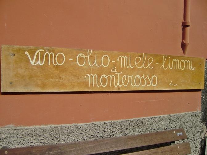 Vino - olio - miele - limoni