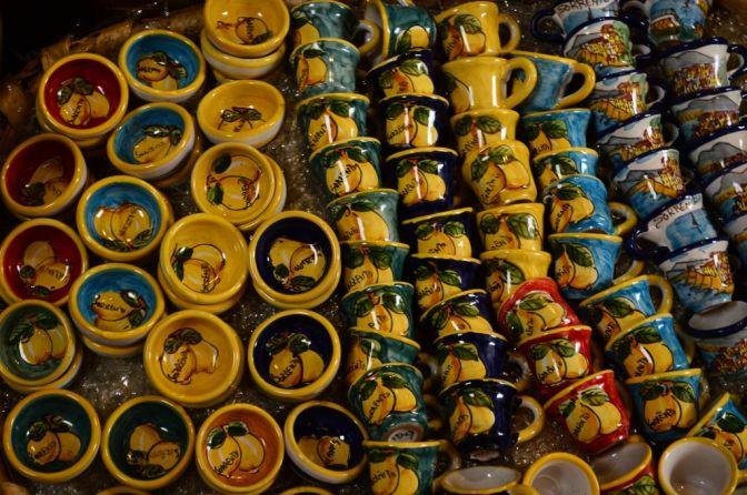 Sorrento souvenirs