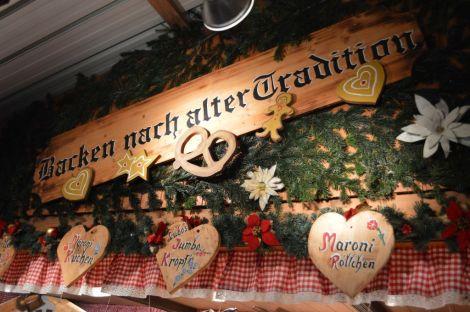 Christmas cheer, Vienna
