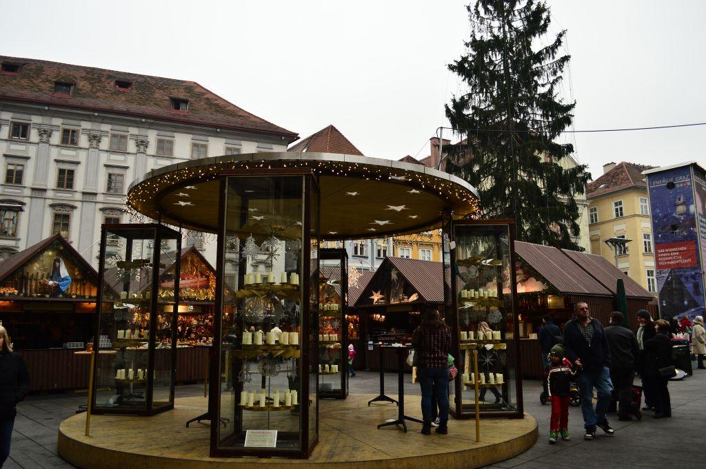 Graz Christmas market