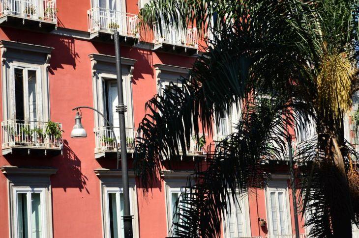 Naples, detail