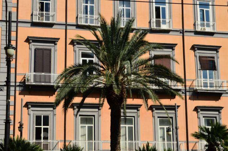 Naples, architecture