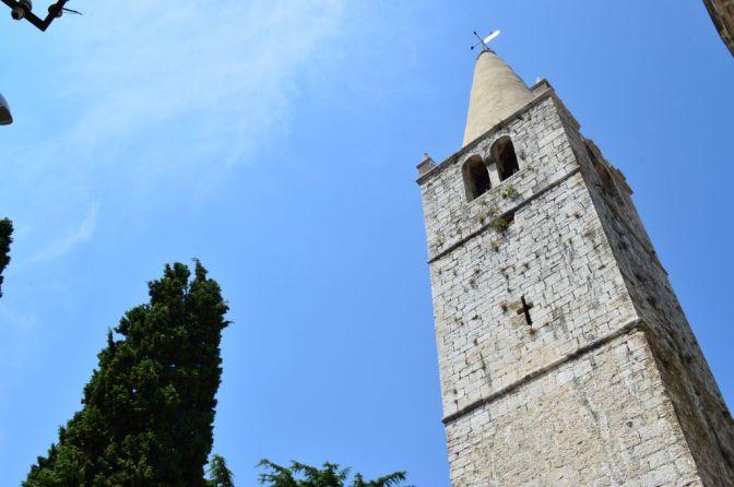 Bale, church