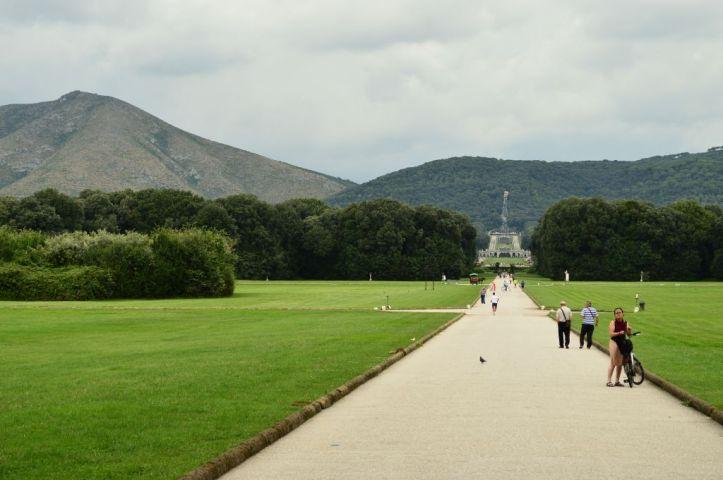Palace gardens