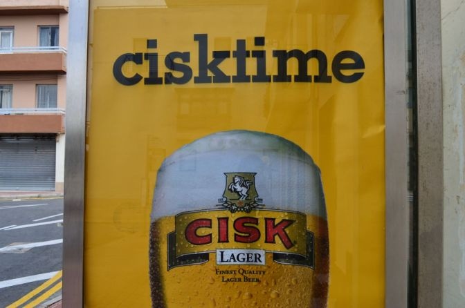 It's always Cisk time