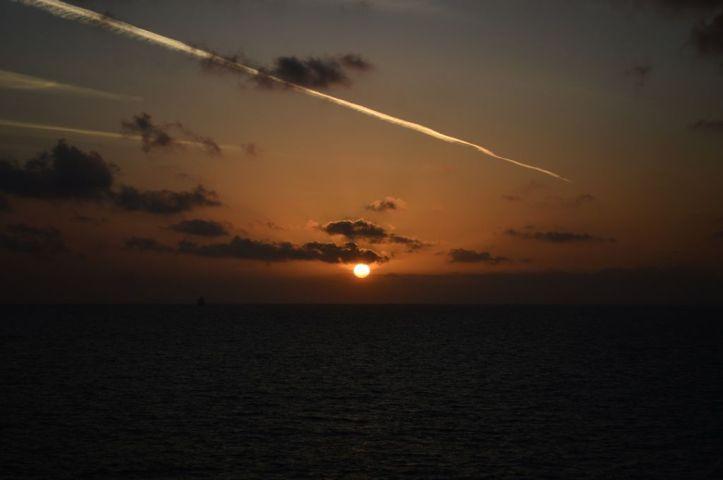 Sunset on Malta