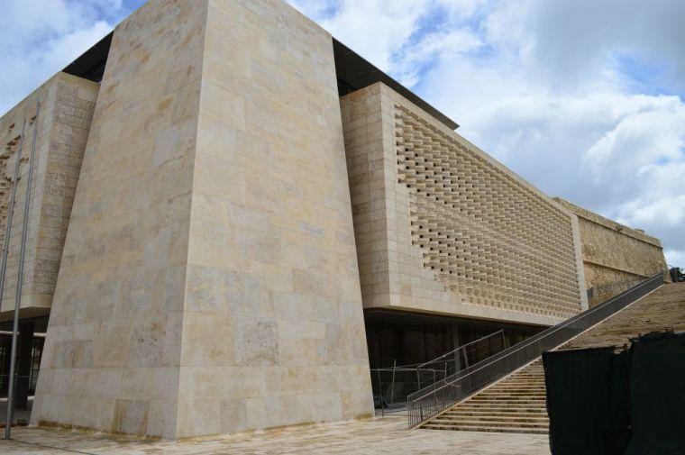 Valletta, Parliament House
