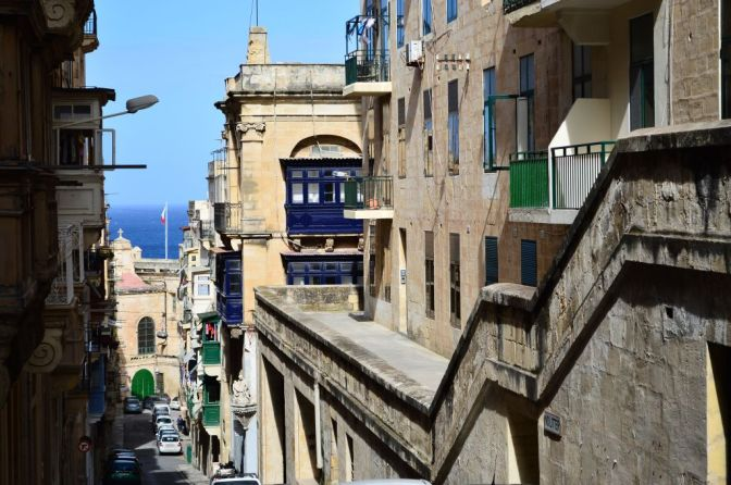 Architecture of the Maltese capital