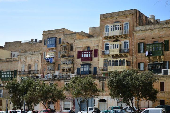 Architecture of Valletta