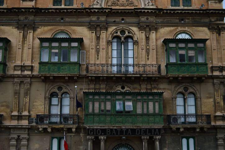 Gallerijas of Valletta