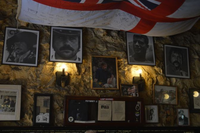 The Pub - Ollie's last pub