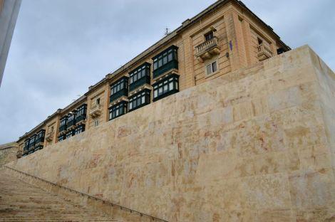Valletta, detail