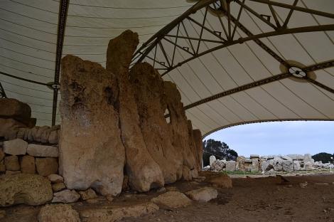 Ħaġar Qim, details