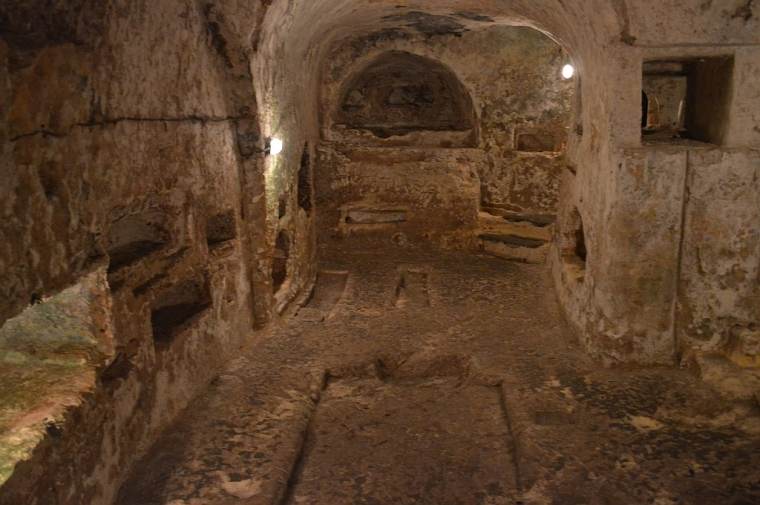 Catacombs of St Paul