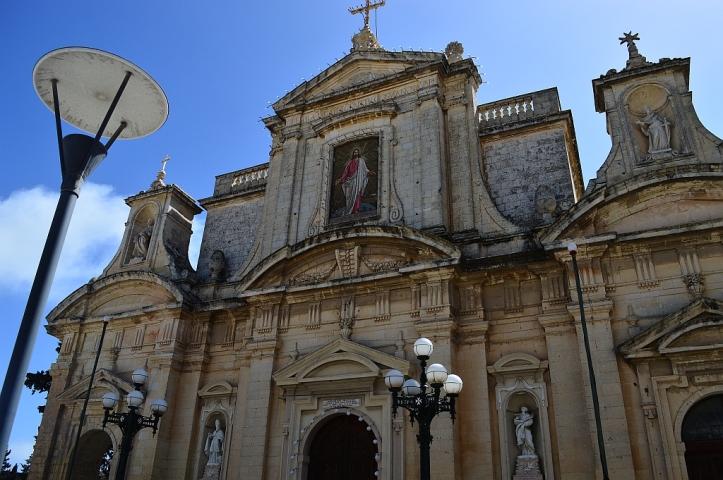 Rabat church