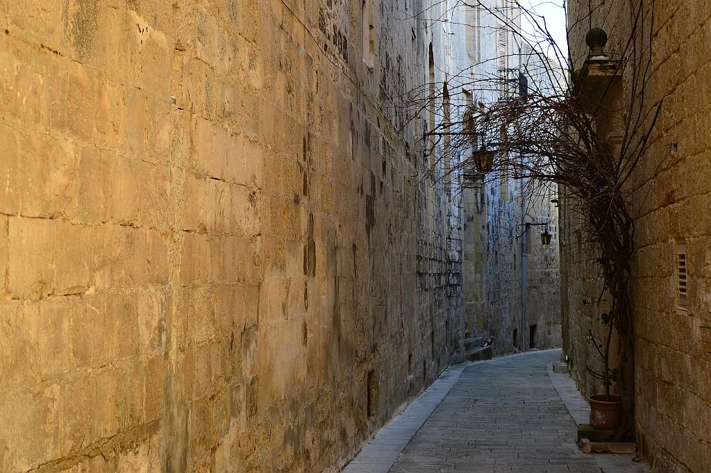 Streets of Mdina, pt. 2