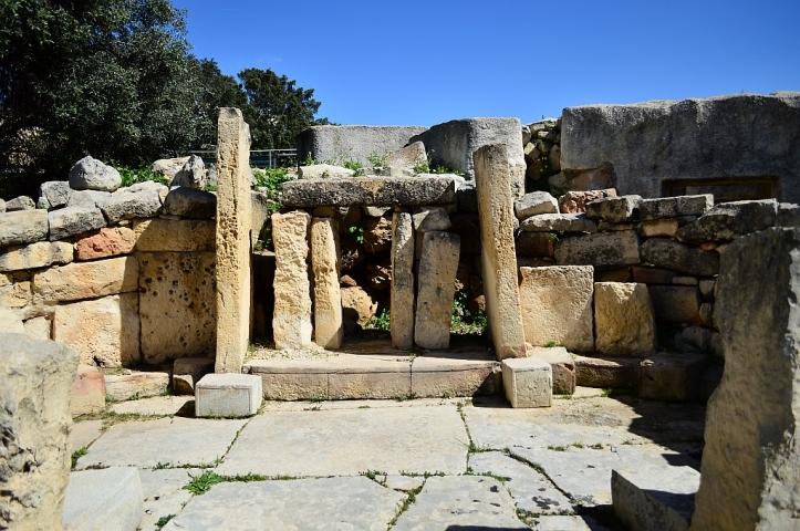 Tarxien, detail 2