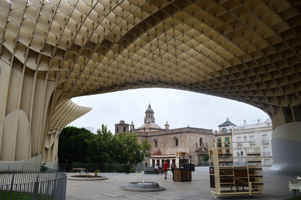 Las Setas, Plaza Mayor