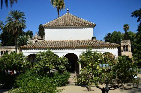 Alcazar gardens, pt. 3