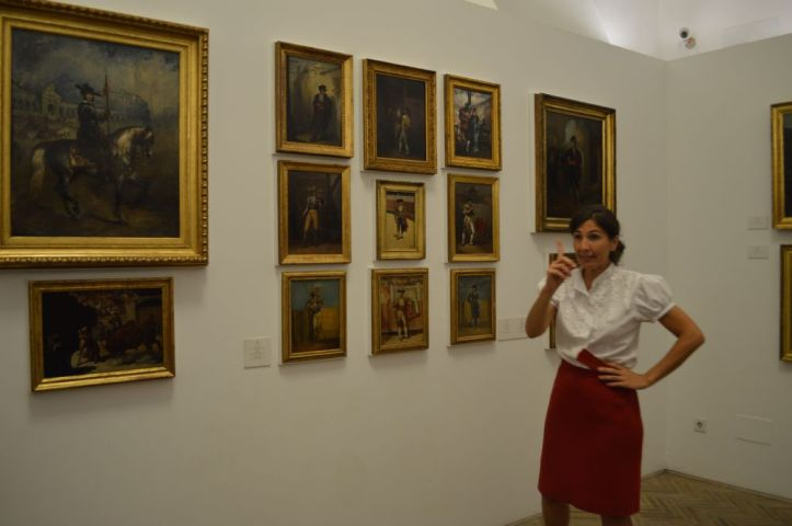 Guided tour of the Museum